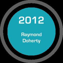 Testimonial: Raymond Doherty (2012)