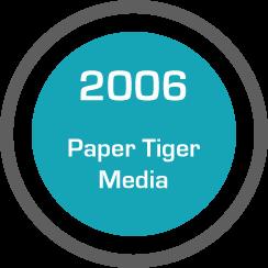 Testimonial: Paper Tiger Media (2006)